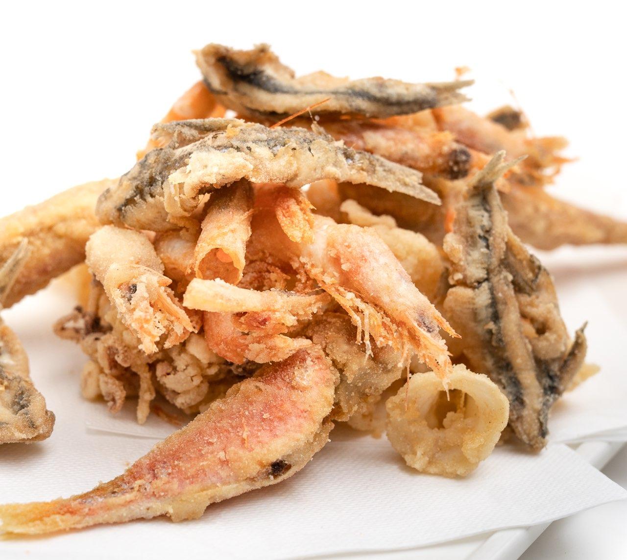 Cucina di pesce Rosignano