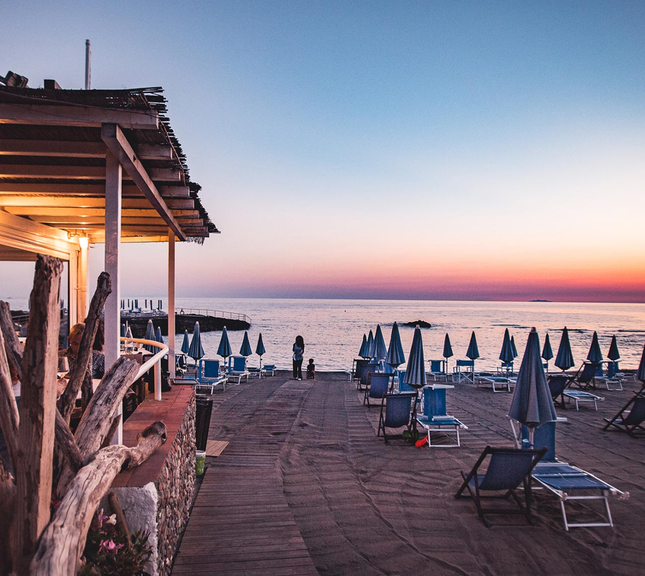Spiaggia Rosignano